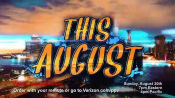 Fios by Verizon Pay-Per-View TV Spot, 'WWE: SummerSlam Live' - Thumbnail 1