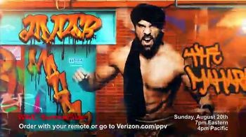 Fios by Verizon Pay-Per-View TV Spot, 'WWE: SummerSlam Live' - Thumbnail 4