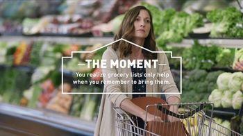 Lowe's TV Spot, 'The Moment: Family Hub Shopping List' - Thumbnail 3