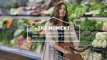 Lowe's TV Spot, 'The Moment: Family Hub Shopping List' - Thumbnail 4