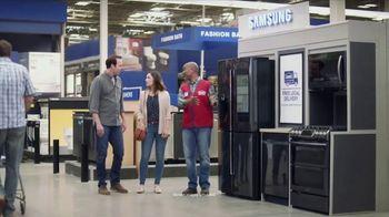 Lowe's TV Spot, 'The Moment: Family Hub Shopping List' - Thumbnail 5