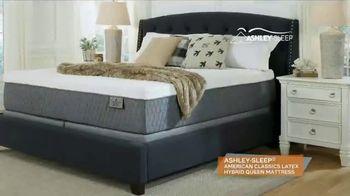 Ashley HomeStore Big Event TV Spot, 'Plush Hybrid Mattresses' - Thumbnail 5
