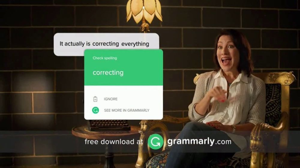 The smart Trick of Grammarly Ad That Nobody is Talking About