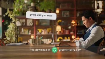 Grammarly TV Spot, 'Personal Proofreader' - Thumbnail 4