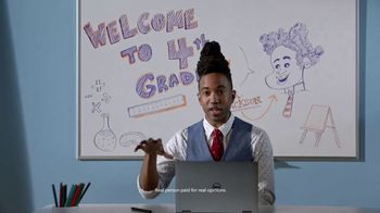 Windows 10 TV Spot, \'Teacher Toney Jackson Brings Creativity\'