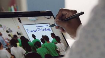 Windows 10 TV Spot, 'Teacher Toney Jackson Brings Creativity' - Thumbnail 7