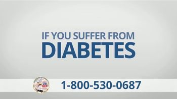 United States Medical Supply TV Spot, 'Suffering From Diabetes' - Thumbnail 8