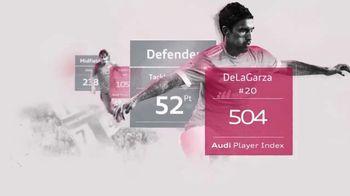 Audi Player Index TV Spot, 'Soccer Intelligence' [T1] - Thumbnail 5