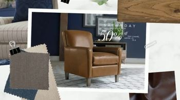 Bassett Half Off Weekend TV Spot, 'Tables, Chairs and Beds' - Thumbnail 5