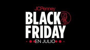 JCPenney Black Friday en Julio TV Spot, 'Jeans y camisetas' [Spanish] - Thumbnail 1