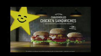 Carl's Jr. Charbroiled Chicken Sandwiches TV Spot, 'Una estrella' [Spanish] - Thumbnail 7