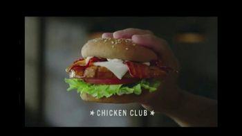 Carl's Jr. Charbroiled Chicken Sandwiches TV Spot, 'Una estrella' [Spanish] - Thumbnail 5