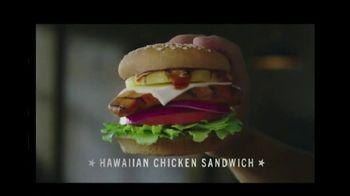 Carl's Jr. Charbroiled Chicken Sandwiches TV Spot, 'Una estrella' [Spanish] - Thumbnail 6