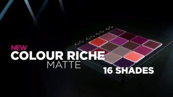 L'Oreal Paris Colour Riche Matte TV Spot, 'Addictive' - Thumbnail 5