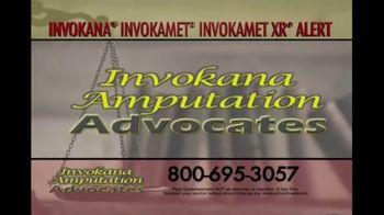 Invokana Amputation Advocates TV Spot, 'FDA Warning' - Thumbnail 3