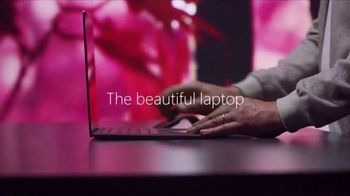 Microsoft Surface Laptop TV Spot, \'Powerfully Beautiful\' Song by Imagine Dragons