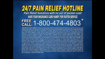 Pain Relief Hotline TV Spot, 'Shoot Some Hoops' - Thumbnail 8
