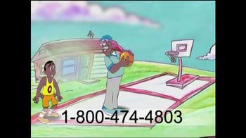 Pain Relief Hotline TV Spot, 'Shoot Some Hoops' - Thumbnail 6