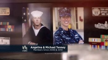 USAA Homeowners Insurance TV Spot, 'Tenney Family' - Thumbnail 1