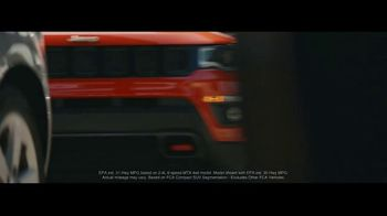2017 Jeep Compass TV Spot, 'Recalculating: Traffic Jams' [T1]