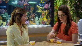 Dole Fruit Bowls TV Spot, 'Aquarium'