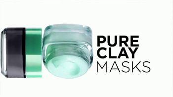 L'Oreal Paris Pure Clay Masks TV Spot, 'Insta-Detox' - Thumbnail 10