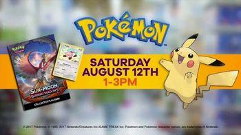 Toys R Us TV Spot, 'Whole Store: Pokemon Event' Feat. Benjamin Flores, Jr. - Thumbnail 8