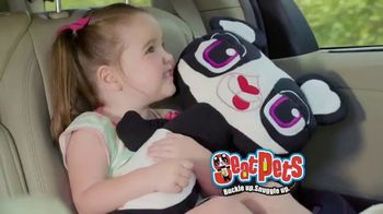 Seat Pets TV Spot, 'Buckle Up and Snuggle Up'