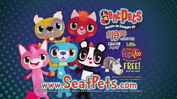 Seat Pets TV Spot, 'Buckle Up and Snuggle Up' - Thumbnail 8