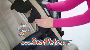 Seat Pets TV Spot, 'Buckle Up and Snuggle Up' - Thumbnail 2