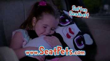 Seat Pets TV Spot, 'Buckle Up and Snuggle Up' - Thumbnail 4