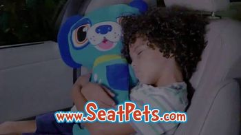 Seat Pets TV Spot, 'Buckle Up and Snuggle Up' - Thumbnail 6