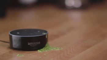 Amazon Echo Dot TV Spot, 'Echo Moments: Smoothie Move' - Thumbnail 1