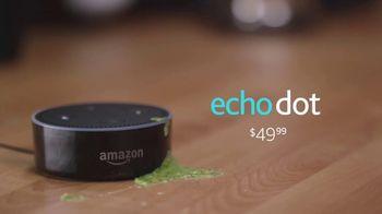 Amazon Echo Dot TV Spot, 'Echo Moments: Smoothie Move' - Thumbnail 2
