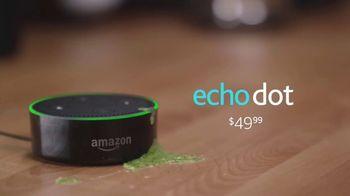 Amazon Echo Dot TV Spot, 'Echo Moments: Smoothie Move' - Thumbnail 4