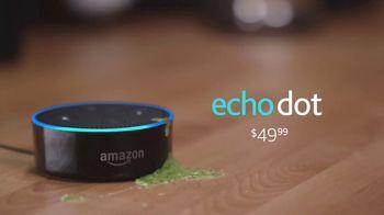 Amazon Echo Dot TV Spot, 'Echo Moments: Smoothie Move' - Thumbnail 5