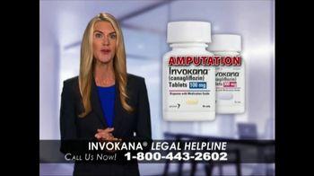 Lanham Blackwell & Baber TV Spot, 'Invokana Legal Helpline' - Thumbnail 2