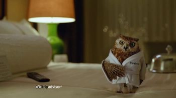 TripAdvisor TV Spot, \'This Bird\'s Words\'