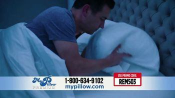 My Pillow Premium TV Spot, 'Best Sleep of Your Life' - Thumbnail 6