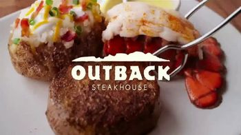 Outback Steakhouse Steak & Lobster TV Spot, \'It\'s Back!\'
