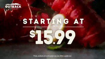 Outback Steakhouse Steak & Lobster TV Spot, 'It's Back!' - Thumbnail 4