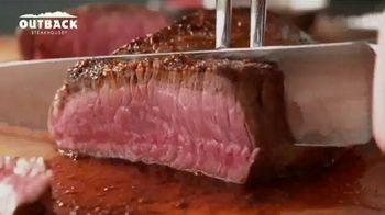 Outback Steakhouse Steak & Lobster TV Spot, 'It's Back!' - Thumbnail 5