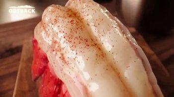 Outback Steakhouse Steak & Lobster TV Spot, 'It's Back!' - Thumbnail 7