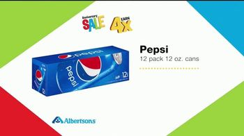 Albertsons Anniversary Sale TV Spot, 'Wish: Pepsi and Lay's' - Thumbnail 7
