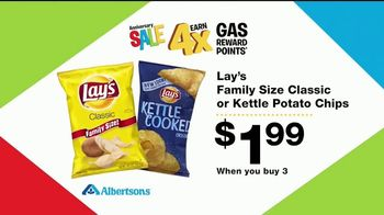Albertsons Anniversary Sale TV Spot, 'Wish: Pepsi and Lay's' - Thumbnail 8