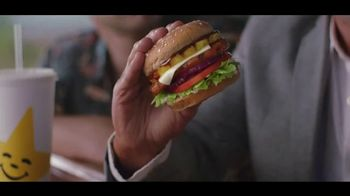 Carl's Jr. Charbroiled Chicken Sandwiches TV Spot, 'Defies Death' - Thumbnail 1
