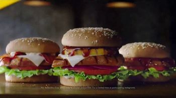 Carl's Jr. Charbroiled Chicken Sandwiches TV Spot, 'Defies Death' - Thumbnail 8