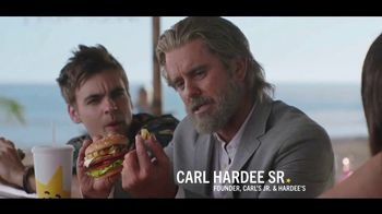 Carl's Jr. Charbroiled Chicken Sandwiches TV Spot, 'Defies Death' - 2037 commercial airings