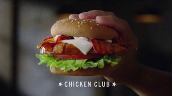 Carl's Jr. Charbroiled Chicken Sandwiches TV Spot, 'Defies Death' - Thumbnail 7