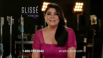 Glissé TV Spot, 'Elimina las líneas de expresión' [Spanish]